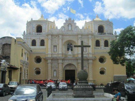 Iglesia de La Merced: La Merced, Antigua