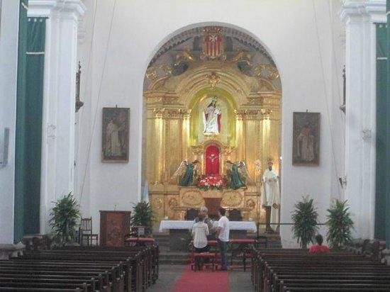Iglesia de La Merced: Interior, La Merced