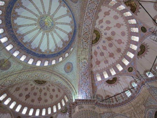 Mosquée Bleue (Sultan Ahmet Camii) : le cupole della Moschea Blu