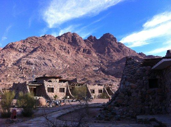 St. Katherine Tourist Village (Wadi Raha Hotel): Outside