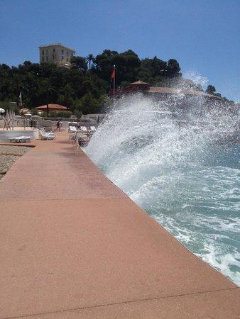 Monte-Carlo Beach : beach