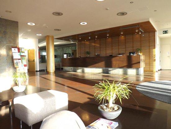Sercotel Hotel & Spa La Collada : accueil