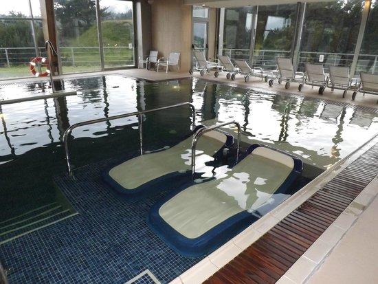 Sercotel Hotel & Spa La Collada : spa