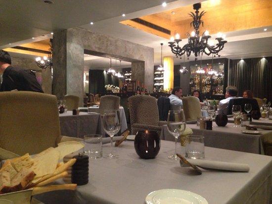 Baglioni Hotel London: The restaurant