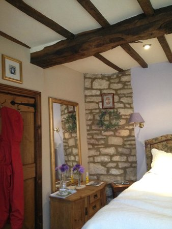 Badgers Hall: Classic wooden beams