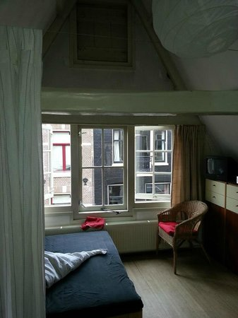 The Blue Sheep Bed & Breakfast Amsterdam: Caratteristico...