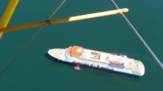 Acadia Air Tours: Above the cruise ship crowd