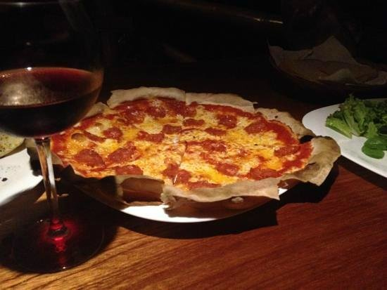 Fishermen's Cove : The best pizza outside of Italy