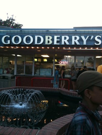 ‪Goodberry's Frozen Custard‬