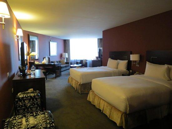 Hilton Mexico City Reforma : quarto