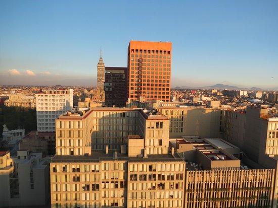 Hilton Mexico City Reforma: vista do quarto