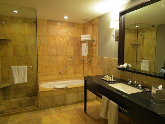 Hilton Mexico City Reforma : banheiro
