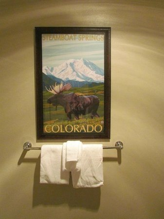 Wyndham Vacation Resorts Steamboat Springs: bathroom