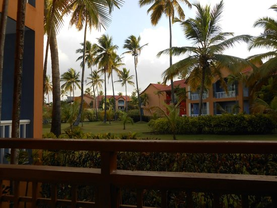 Tropical Princess Beach Resort & Spa: vue de la chambre