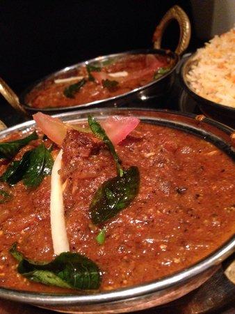 Chettinad Restaurant: Nicely spiced