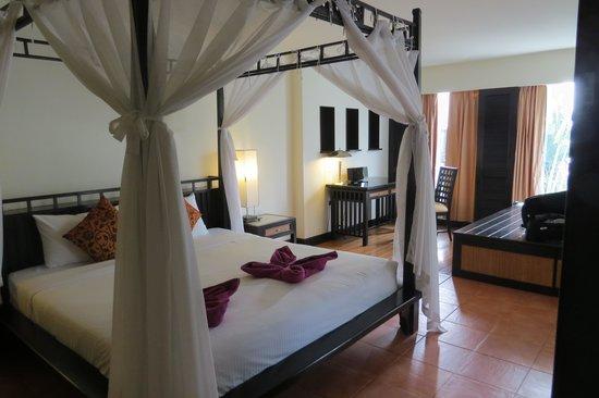 Avantika Boutique Hotel : The suite