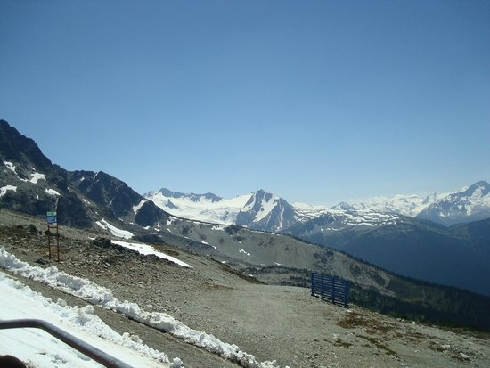 Embarc Whistler: Peak2Peak, Whistler/Blackcomb