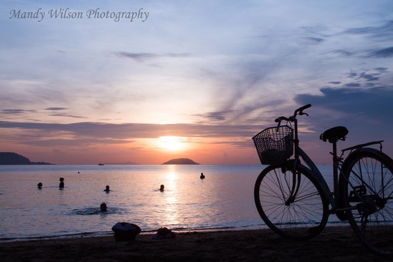 La Paloma Hotel: Nha Trang beach