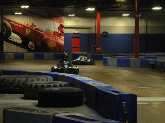 ‪Music City Indoor Karting‬