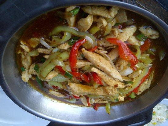 Chinese Restaurant Dalyan Turkey
