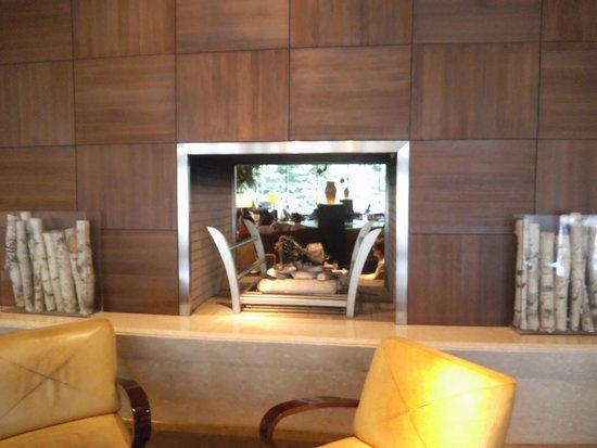 Sheraton Miyako Hotel Tokyo: the lobby
