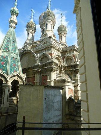 Hotel de Paris Sanremo : Russian Church