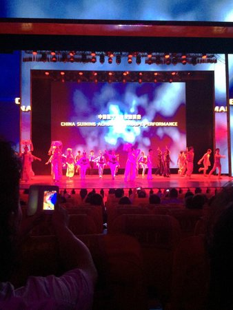Chaoyang Theater: Another pic during show