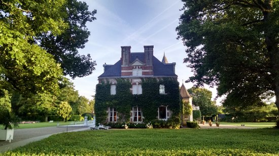 Domaine des Hauts de Loire : Linda construção de época
