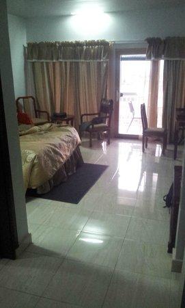 Crismon Hotel : ma chambre