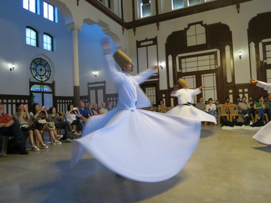 Whirling Dervishes Istanbul: whirling Dervishes