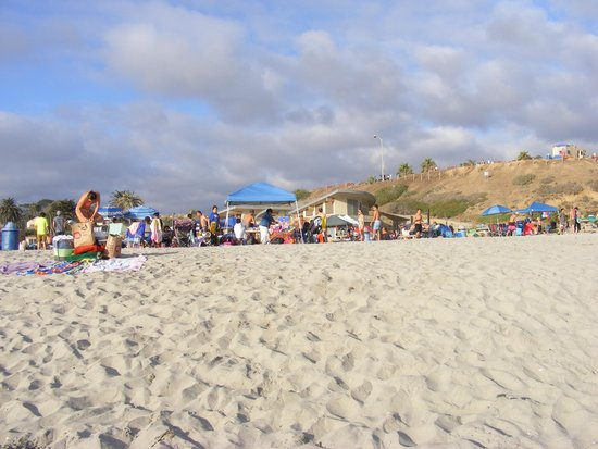 Moonlight Beach: Lovely beach