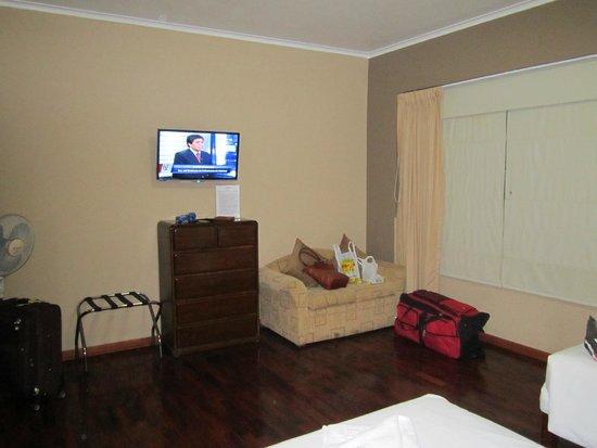Suites Larco 656 : habitación grande