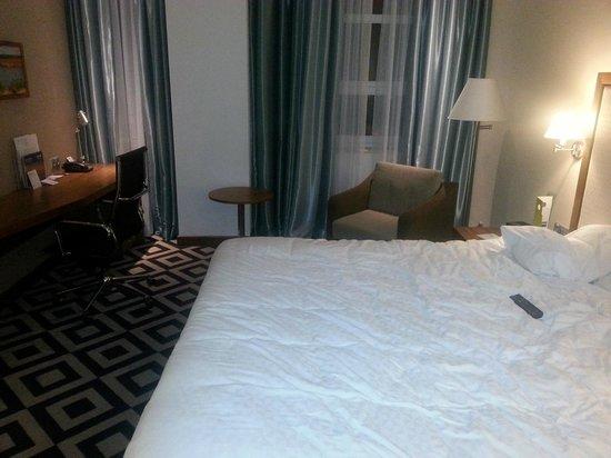 Khortitsa Palace Hotel: Room I stayed in