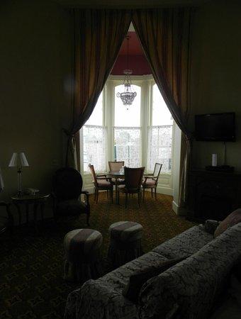 Geiser Grand Hotel : Cupola Suite