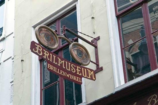 Neun Straße (Negen Straatjes): spectacles museum