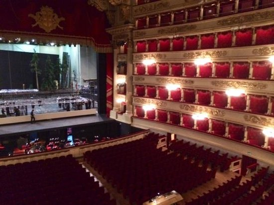 La Scala Opera: Time to belt out an aria