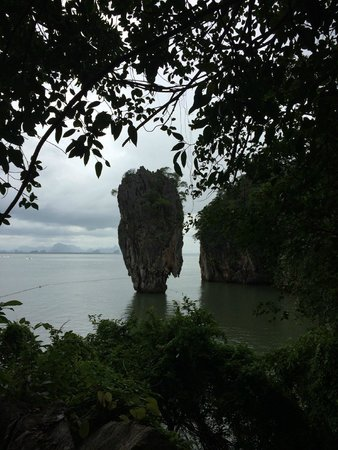 JW Marriott Phuket Resort & Spa: JAMES BOND ISLAND from Man with the Golden Gun