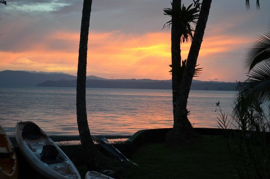 Saladero Eco Lodge : Sunset