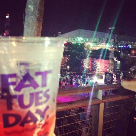 Universal CityWalk : FAT TUESDAY MAGNUM 44 XTRA SHOT..PARTY STARTER: )