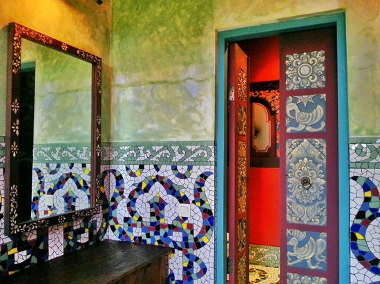 Bidadari Private Villas & Retreat: restroom