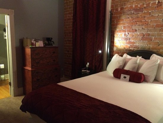 Grand Highland Hotel: Bedroom
