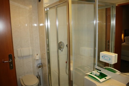 Holiday Inn Turin City Center : Another view of the bathroom