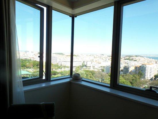 InterContinental Lisbon: Beautiful view!
