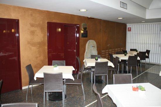 Holiday Inn Turin City Center : The restaurant