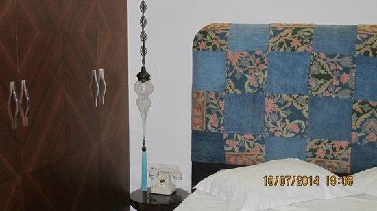 Azade Suites : Dormitorio, bonito y funcional