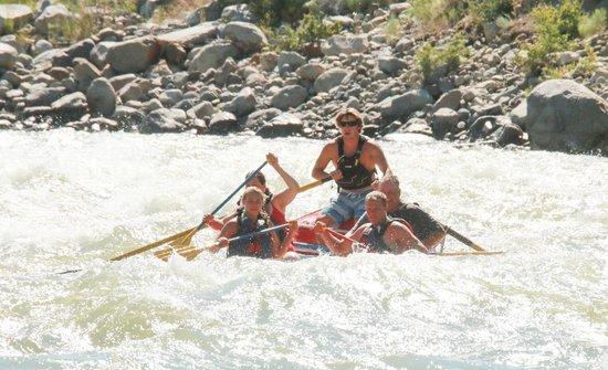 Wild West Rafting : Woo Hoo!