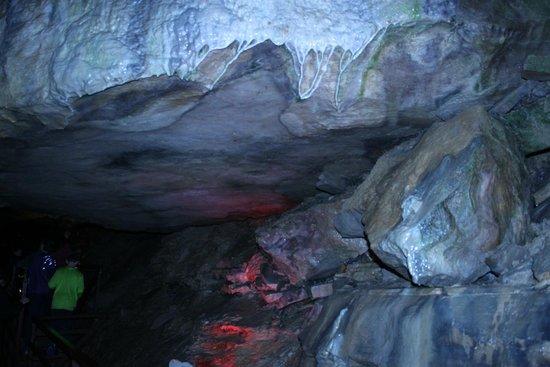 Howe Caverns: Howe's Cavern