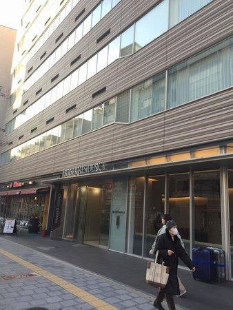 Fraser Residence Nankai Osaka : 大門