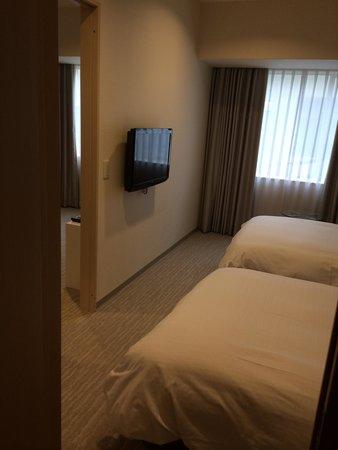 Fraser Residence Nankai Osaka : 房間