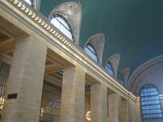 Grand Central Terminal: GCE.